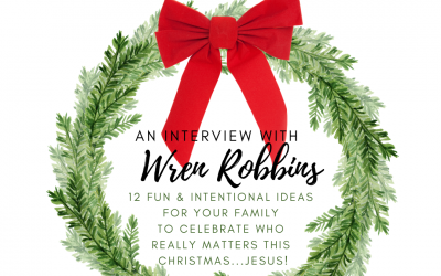 12 Days of Intentional Christmas