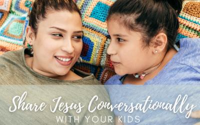 Share Jesus Conversationally