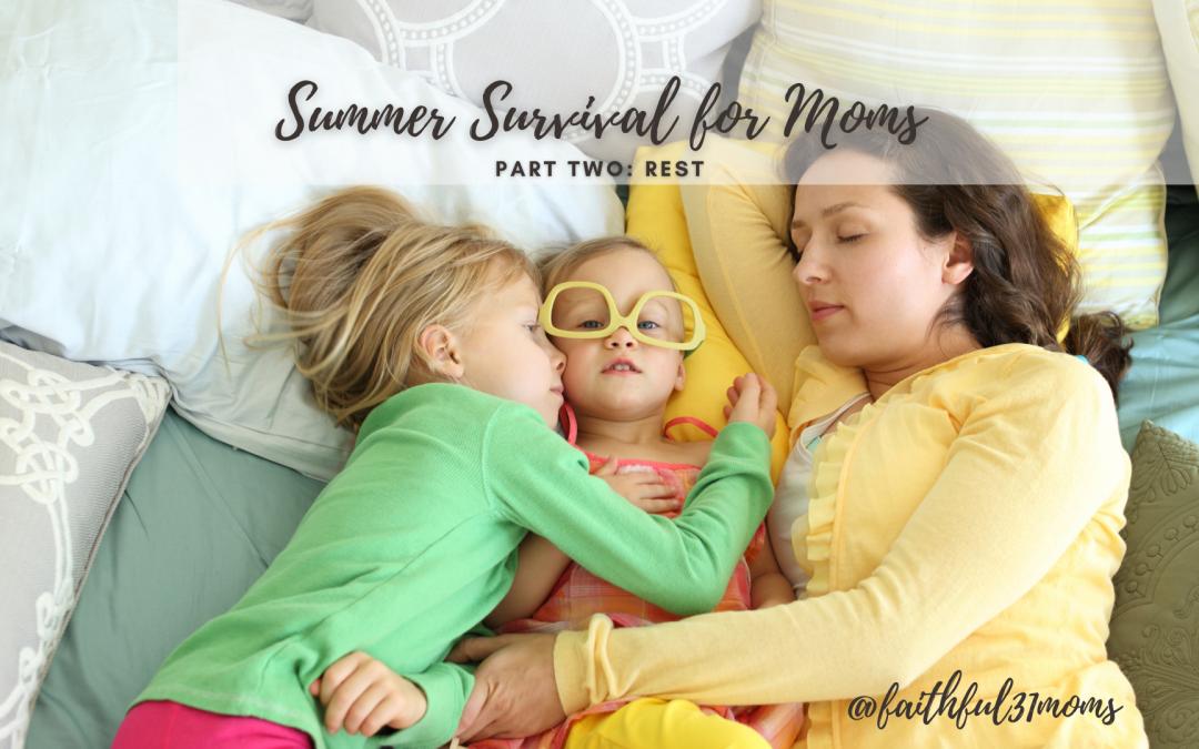 Summer Survival Part Two: REST